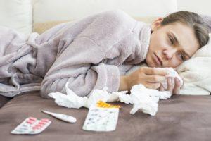 Антибиотики при простуде