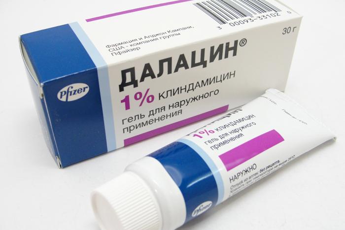 Гинекология далацин крем