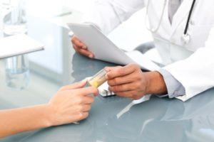 Назначение антибиотиков