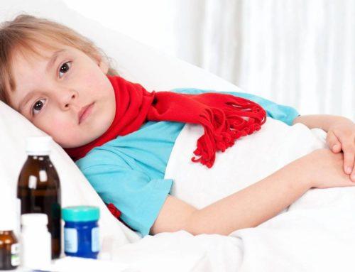 Какие антибиотики применяют при ангине у детей