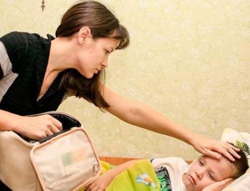 Причины появления температуры у ребенка при приеме антибиотиков