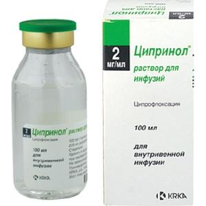 Ципринол для инфузий