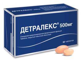 Аналог детралекса при геморрое в таблетках русский